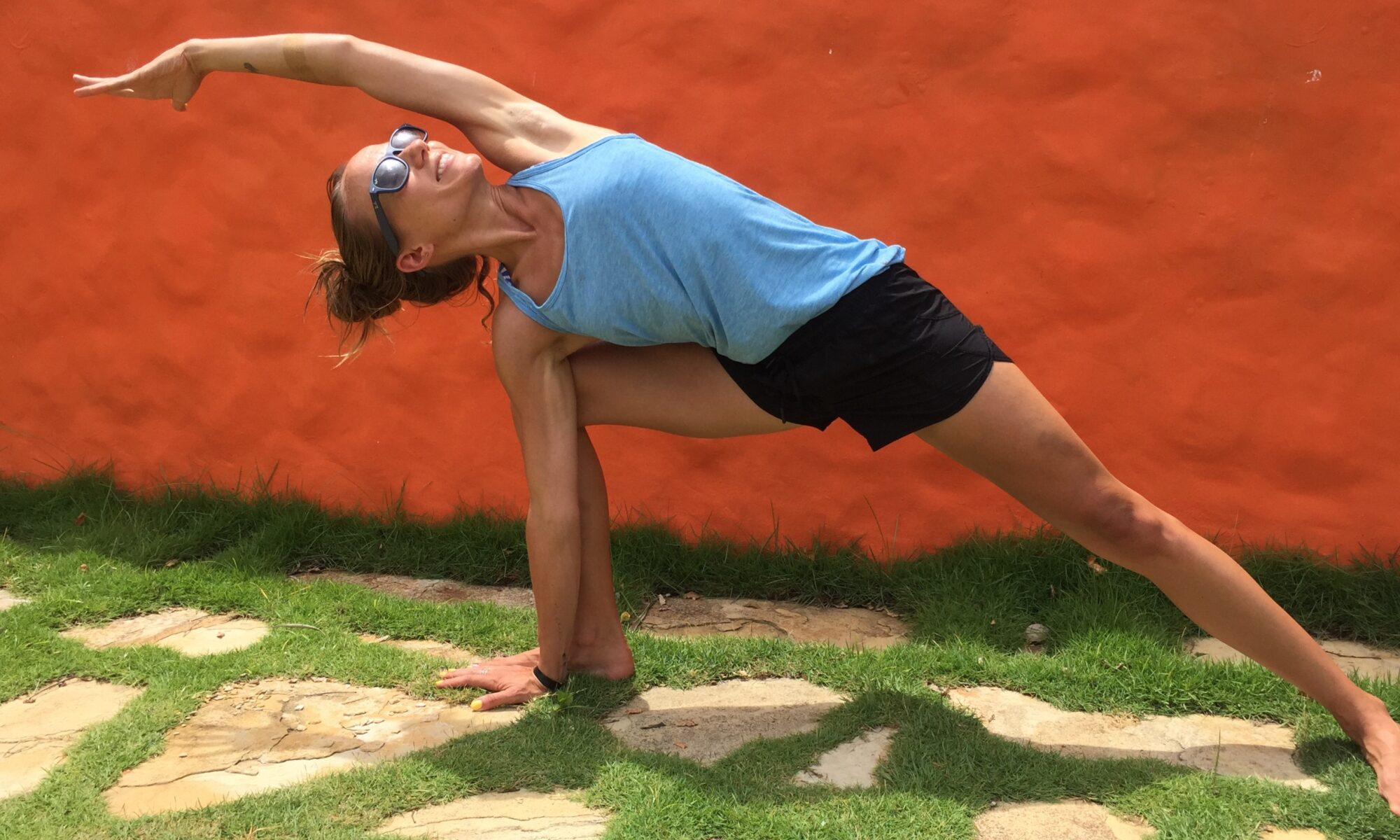 Amy Rizzotto Yoga Retreat